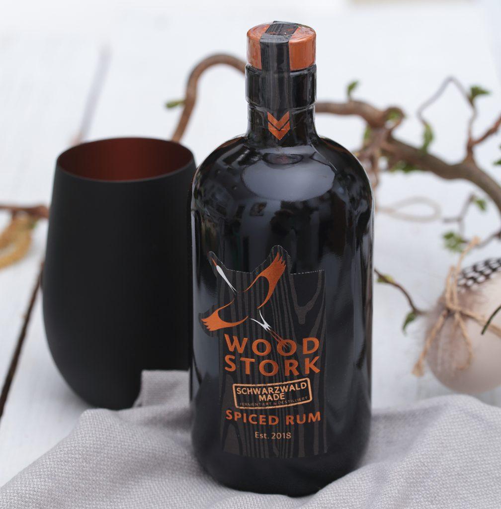 Wood Stork Schwarzwald Spiced Rum Bimmerle