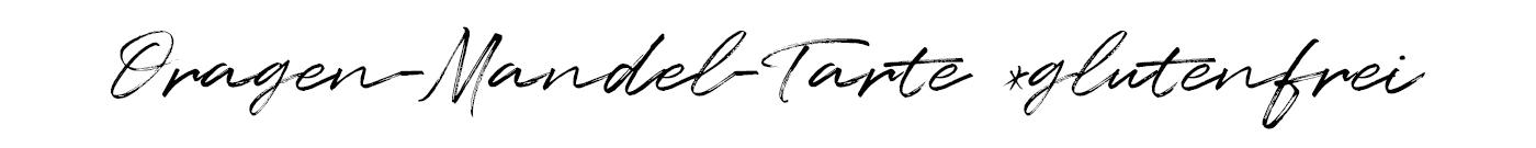 Tarte Schrift