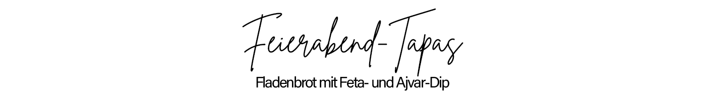 Tapas_Schrift